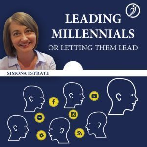 Leading millennials or letting them lead