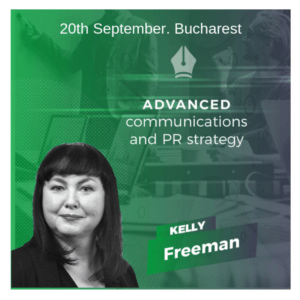 Advanced communications and PR strategy