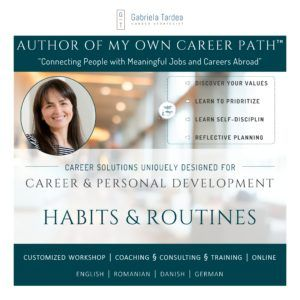 BUILD NEW HABITS & EFFECTIVE ROUTINES - WORKSHOP