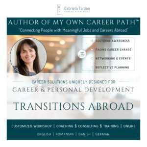 TRANSITION WITH SUCCESS ABROAD