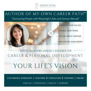 DESIGN YOUR LIFE'S VISION
