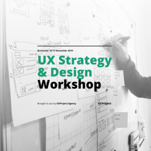 UX Strategy & Design