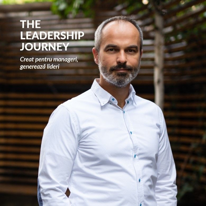 The Leadership Journey - VISION & STRATEGY