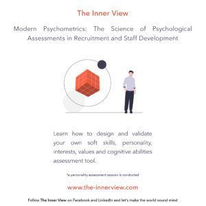 Psychological Assessments in Recruitment and Staff Development