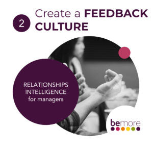 How to CREATE A FEEDBACK CULTURE