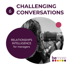 How to LEAD IN CHALLENGING CONVERSATIONS